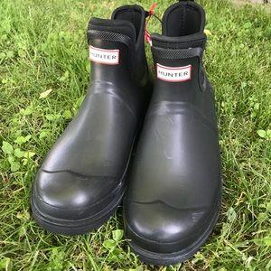 Hunter x Target Men's Waterproof Ankle Boots